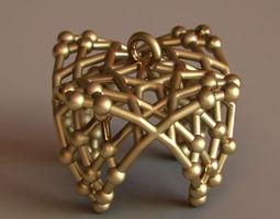 jewelry earring02 3D Model