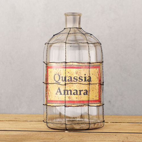 19TH C CAGED APOTHECARY BOTTLE COLLECTION 3D Model MAX OBJ ...