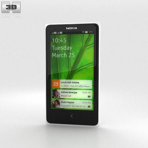 Nokia X White