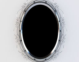 3D Forged Mirror