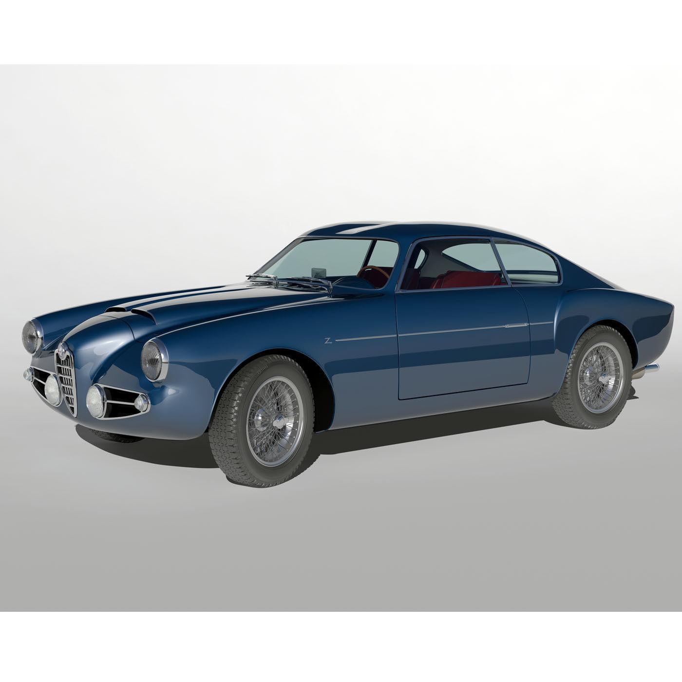 Alfa Romeo 1900 SSZ 1956