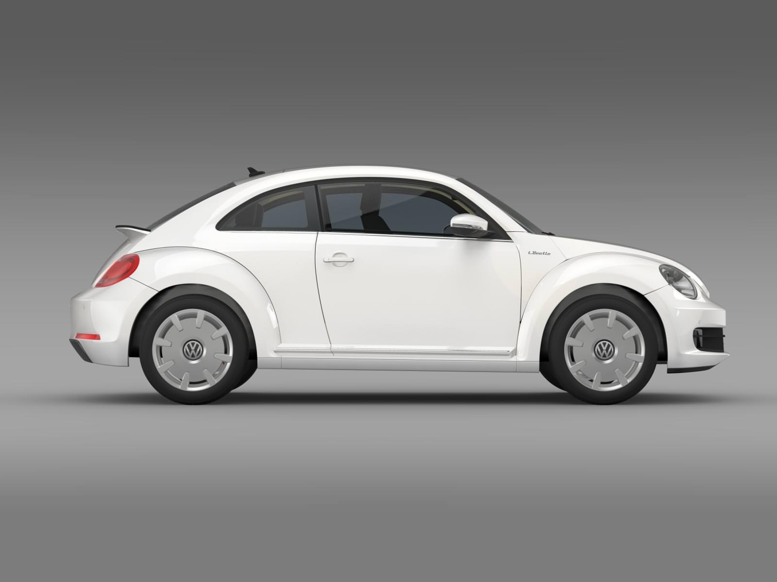 vw i beetle 2015 3d model max obj 3ds fbx c4d lwo lw lws. Black Bedroom Furniture Sets. Home Design Ideas