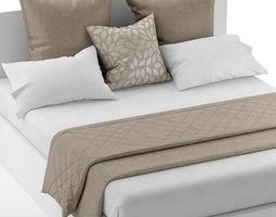 Bedclohtes 3D model