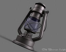 Old Lantern 3D Model