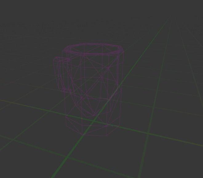 Design decoration gameready 3d model game ready fbx for Decoration 3d games