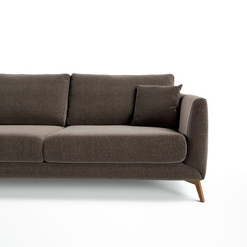 boconcept fargo sofa 3d model max obj fbx mtl. Black Bedroom Furniture Sets. Home Design Ideas