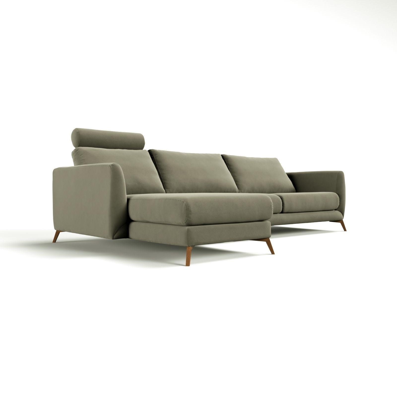 BoConcept Fargo Sofa 3D CGTrader