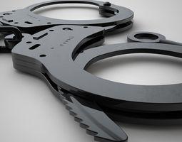 handcuffs Handcuffs 3D model
