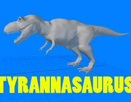 Tyrannasaurus Dinosaur 3D model
