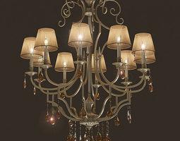 3D model Light John Richard AJC 8729