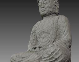 budha Buddha Statue 3D