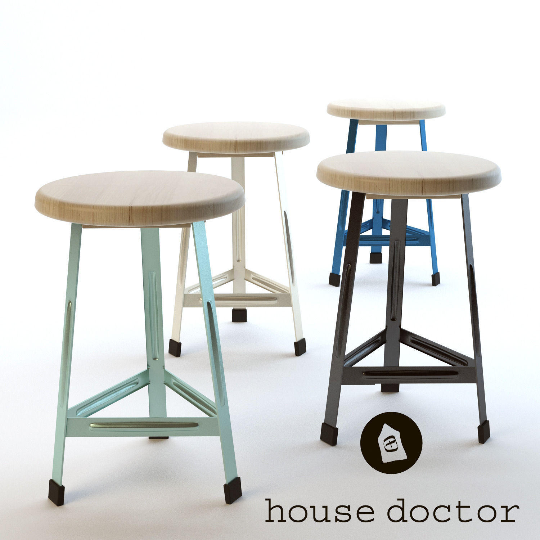 chair house doctor 3d model max fbx 1 ...  sc 1 st  CGTrader.com & Chair House Doctor 3D model | CGTrader islam-shia.org