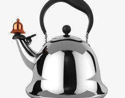 3D model JCPenney tea kettle
