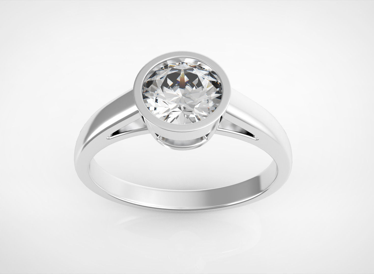 stone trellis two diamond engagement ring product rings