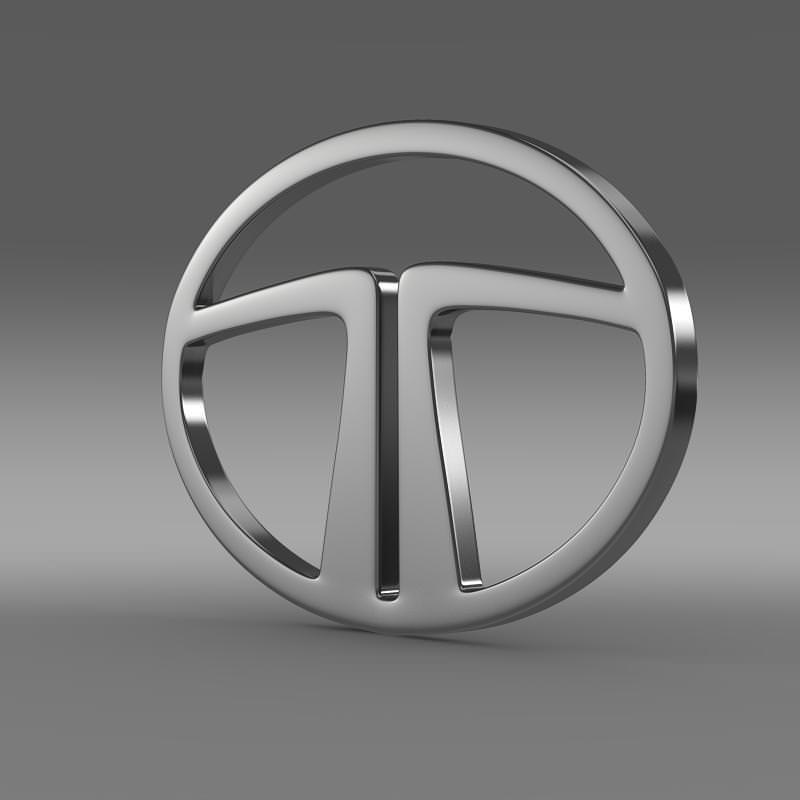 Tata Logo 3d Model Max Obj 3ds Fbx C4d Lwo Lw Lws