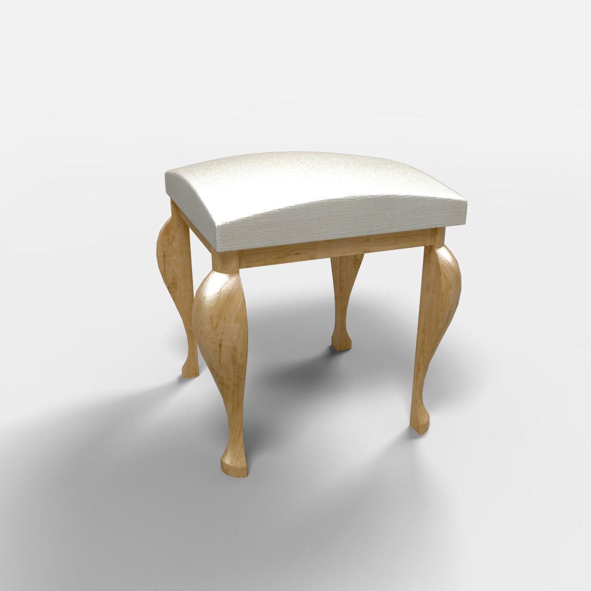 Rustic Furniture Banqueta Santana