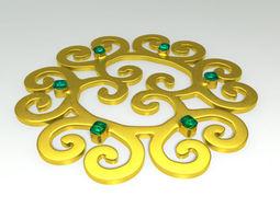 3D printable model Amulet