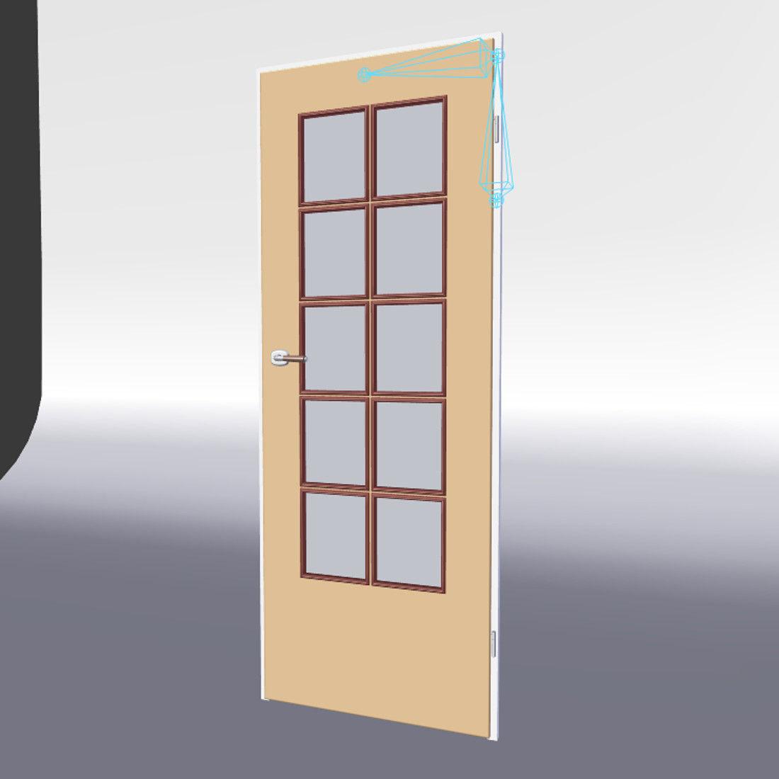 custom door sizes btca