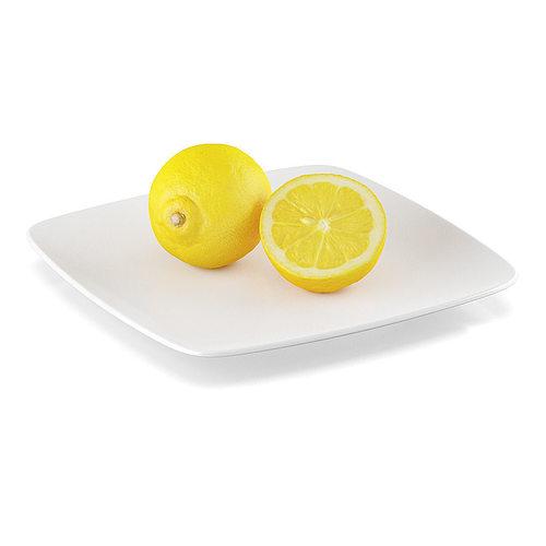 lemon fruits 3d model max obj mtl fbx c4d 1