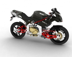 Bimota Tesi 3D 2012 3D Model