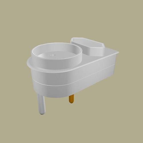 multiplug 3d model obj stl blend mtl 1