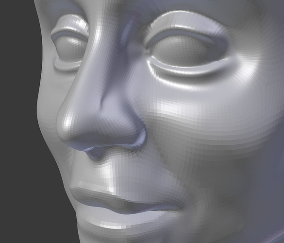 Realistic Character Modeling Blender : Realistic male female human head d character design