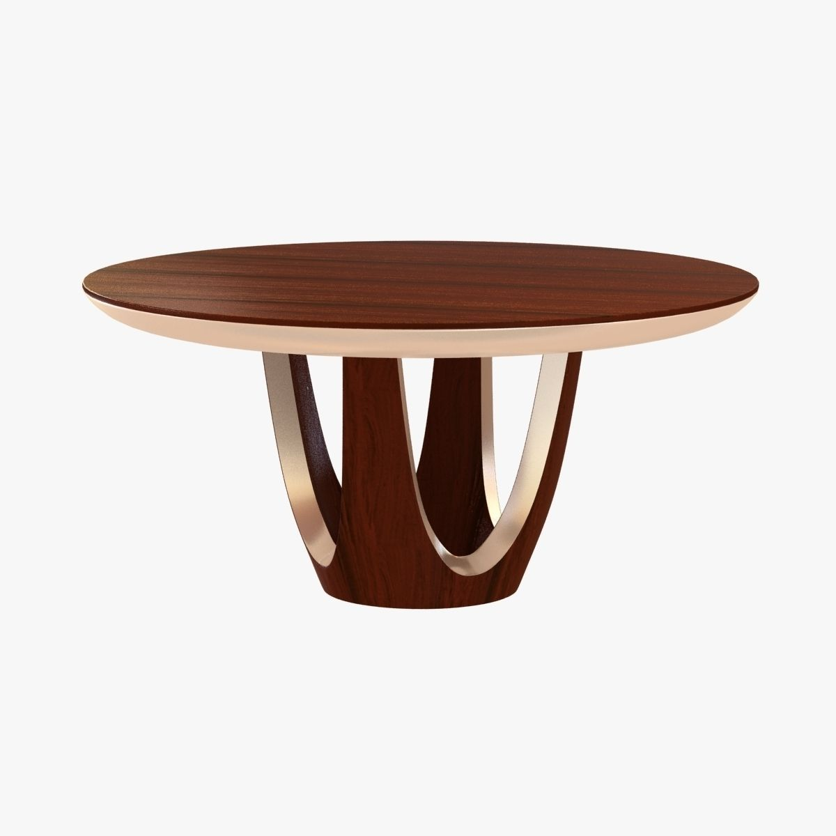 dakota jackson calypso round dining table