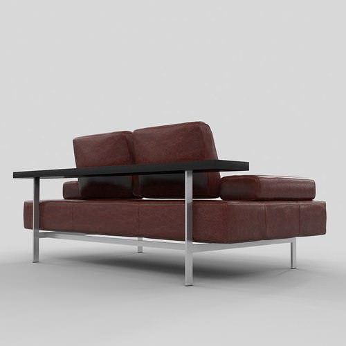 Sofa Rolf Benz Dono 3d Model Max