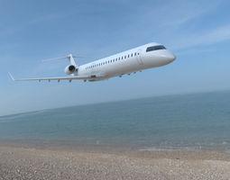 Bombardier CRJ-705 3D model
