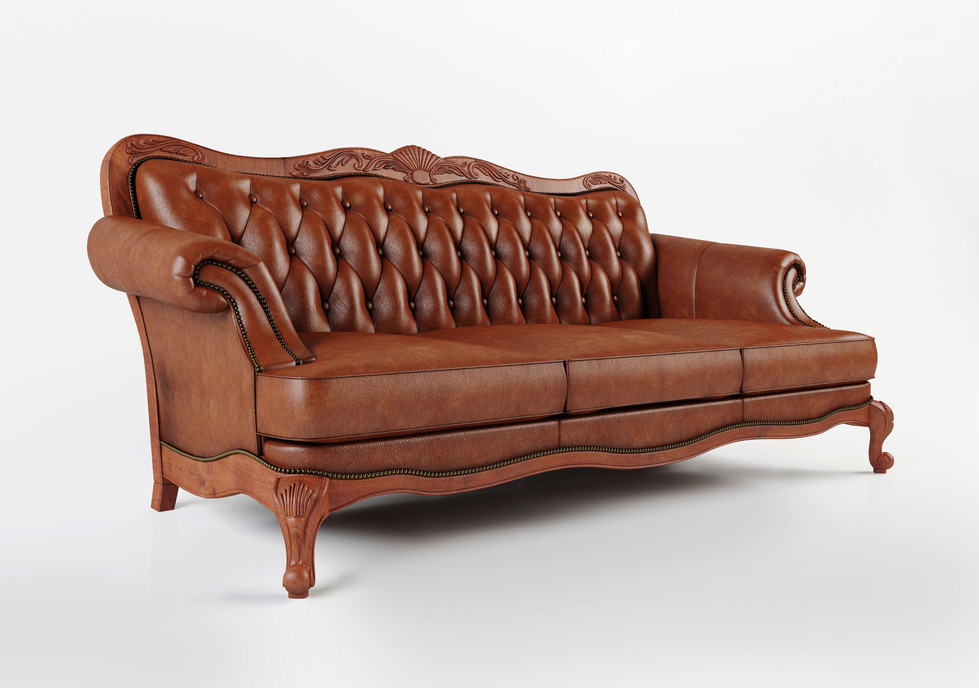 Victoria Sofa By Coaster Home Furnishings Model Max Obj Mtl S Fbx 2