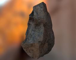 Rock 3D asset