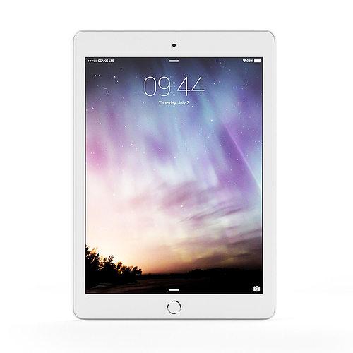 white tablet 3d model max obj mtl fbx c4d 1