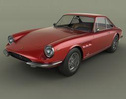 Ferrari 330 GTC 3D Model