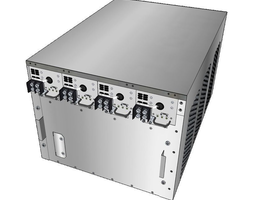 Juniper MX480 Router 3D model
