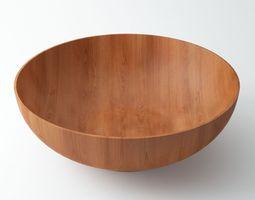 WoodBowl A01 3D