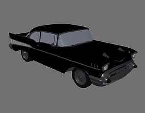 1957 Chevy Bel Air 3D