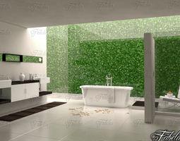 bathroom 64 3d