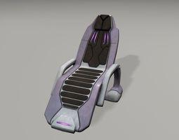 3D scifi recliner