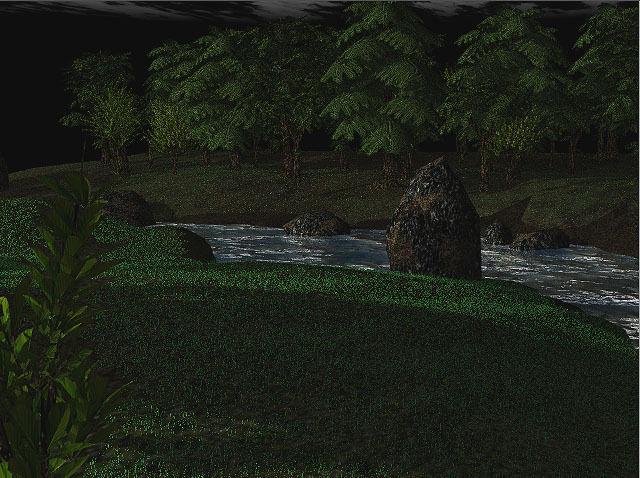 The Forest Scene3D model