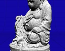 3D model LAUGHING BUDDHA