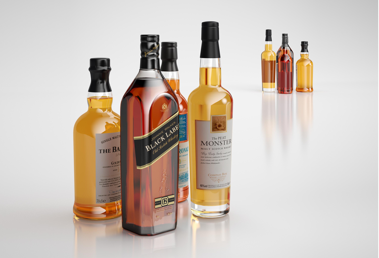 Alcohol bottles 3D Model max obj 3ds c4d CGTradercom : cgtrader3dmodel87d0fe3c b411 4262 8ef3 d64478c81aa7 from www.cgtrader.com size 3000 x 2040 jpeg 633kB