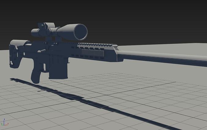m98b sniper rifle - photo #7