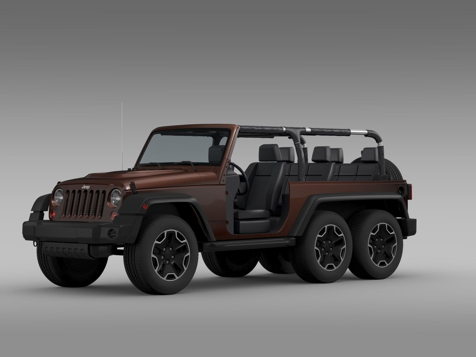 jeep rubicon with eco autos post. Black Bedroom Furniture Sets. Home Design Ideas