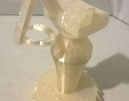 Lampe mecapsuleur 3D print model