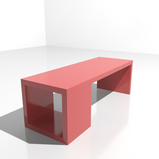 Ikea new lack coffee table 3d model new lack coffee table from ikea