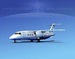 Dornier 328Jet Dornier 3D model