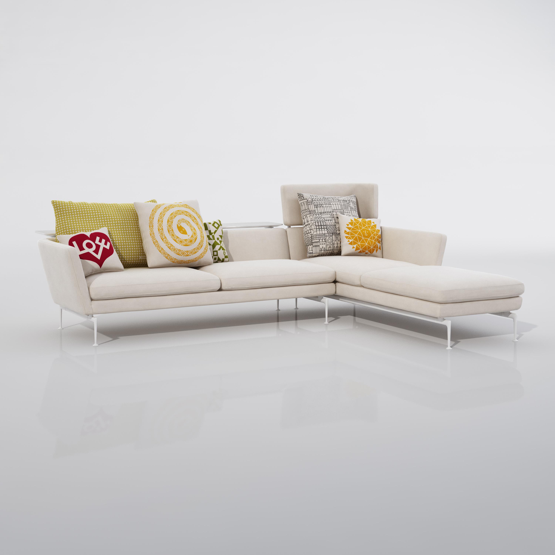 vitra suita 3d model max obj 3ds fbx. Black Bedroom Furniture Sets. Home Design Ideas