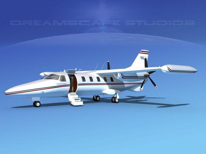 Dreamscape AF-46 Turbo Star Executive V023D model