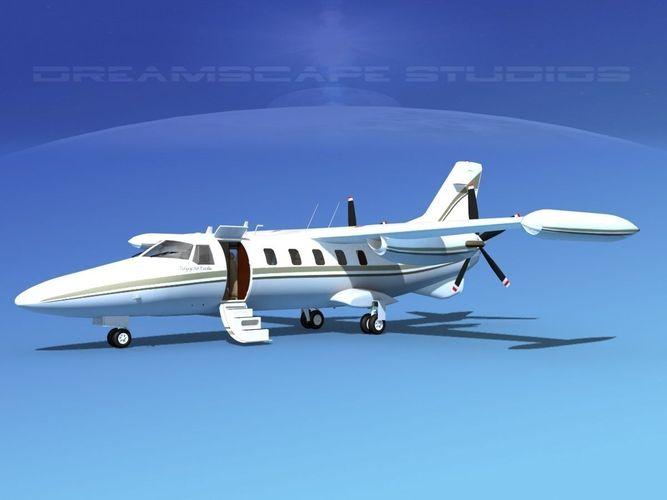 Dreamscape AF-46 Turbo Star Executive V053D model