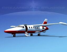 Dreamscape AT-48 Jet Executive V10 3D Model
